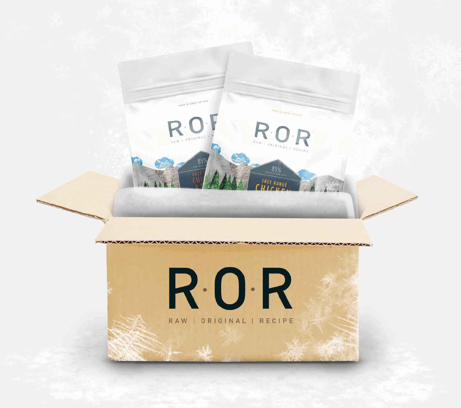 R.O.R Frozen Box